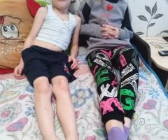 Старый диван пришел в негодность и спать невозможно. Дугина Ю. Ю., 3 детей.