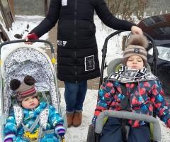 У меня двое детей, один из них инвалид. Абдулалиева Е.Ю., 2 детей