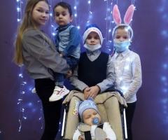 Я вынуждена вновь обратиться к вам за помощью. Бояршинова Алёна Викторовна, 5 детей.