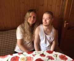 Я проживаю с мамой-пенсионеркой и братом-инвалидом. Киндеркнехт Е.Н., брат-инвалид.