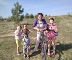 Пишем вам с просьбой откликнуться на наши нужды! Латышева А. В., 5 детей.