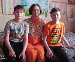 Слёзно умоляем вас о помощи. Нутрихина Е. В., 2 детей.