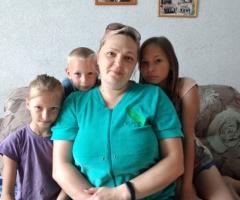 Помогите в приобретении тест полосок. Рахматулина Ю. П., 6 детей.