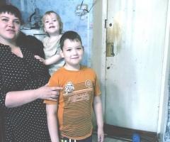 Пособий и иных доходов у нас нет. Удавихина С.О., 2 детей, одинокая мама.