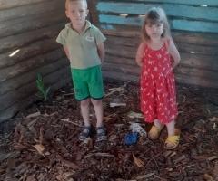 Прошу вас о помощи в покупке дров! Киркиш О. П., 5 детей.
