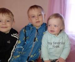 Возможности на работу выйти нет, ведь дети болеют все друг за другом. Котова К. С., 3 детей.