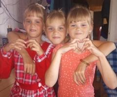Наша семья просит помощи. Флешина А.Н., 5 детей.