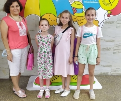 В настоящее время лежу в больнице. Савелова Н.А., 4 детей.