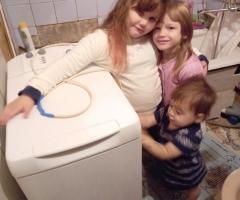 Трое деток на руках. Шевченко А.Ю., 3 детей