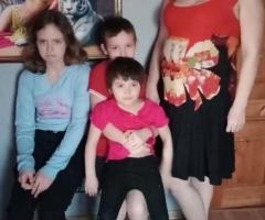 Я на восьмом месяце беременности. Сильченко Т.В., 3 детей.
