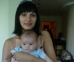 Маша и Малик. Июнь 2012 г. (удалены из Дома Милосердия за нарушения правил)