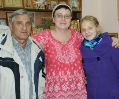 Семья Львициных. Второй визит.