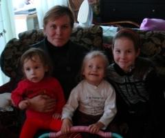 Семья Бразгиных