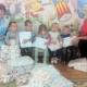 К малышам в Марксовский Дом Ребёнка приехали пелёнки!