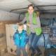 Спасибо от Марины Мицюры и её деток за плиту и утюг!