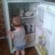 Спасибо от многодетной семьи Гендренус за холодильник!