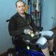 Спасибо от Фёдора Непеина за аккумуляторы для инвалидной коляски!