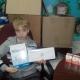 Спасибо от Дениски за расходные материалы на инсулиновую помпу!