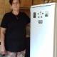 Спасибо от инвалидов Нины и Игоря за холодильник!