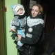 Альбина сирота с ребёнком (проект профилактика соц сиротства)