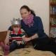 """Екатерина и Сашенька (проект """"Мама на час"""")"""