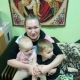 Елена Н. и 4 детей (проект профилактика соц сиротства)