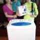 Благодарим Вас сердечно за помощь  в приобретении стиральной машины нашей семье!