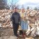 Приносим вам всем огромную благодарность за вашу щедрую помощь - три прицепа дров
