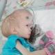 Серёжа с Камчатки, 6 лет. На реабилитации после операции.