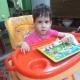 Ангелина из Приморского края, 4 года. Готовится к операции в  на операцию в клинике Вельтищева.