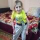 Полина из Петровско - Забайкальского детского дома, 15 лет. Приехала на обследование и длительное лечение.