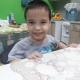 Владик, 7 лет, сирота из Якутска. Приехал на обследование и лечение.