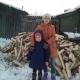 Благодаря Вам мы не остались в зиму без дров!