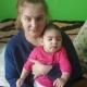 Настя с доченькой Самирой