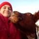 Спасибо за корову! Восхищаемся вашей добротой и добрыми сердцами!