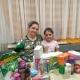 Мы смогли купить, так необходимые для нашей большой семьи, средства гигиены и одежду детям!