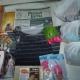 Новогодние подарки, пазлы, платье, ободки, заколки, сувениры, печенье, вафли