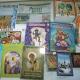 Новогодние подарки, литература детская, игры