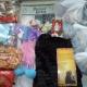 Новогодние подарки, печенье, Новогодние игрушки, ободок, кофта, игрушки