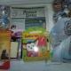 Новогодние подарки, Новогодние шарики, развивающие игры, литература детская