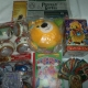 Новогодние подарки, литература детская, Новогодние шары