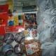 Новогодние подарки, Новогодние шары, школьные принадлежности, пазлы, крекер