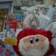 Новогодние подарки, украшения, литература детская, погремушки, пазлы