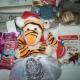 Новогодние подарки, платье, колготки, шапочка, литература детская, игрушка