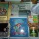 Новогодние подарки, Новогодние шарики, сладости, раскраски, литература детская, сувениры