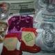 Новогодние подарки, Новогодние шарики, платье, валенки
