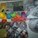 Новогодние подарки,Новогодние шары, игрушка, литература детская