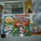 Новогодние подарки,Новогодние шарики, литература детская