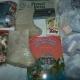 Новогодние подарки, Новогодние шарики, валенки, литература детская
