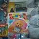 Новогодние подарки, Новогодние шарики, литература детская, пластелин